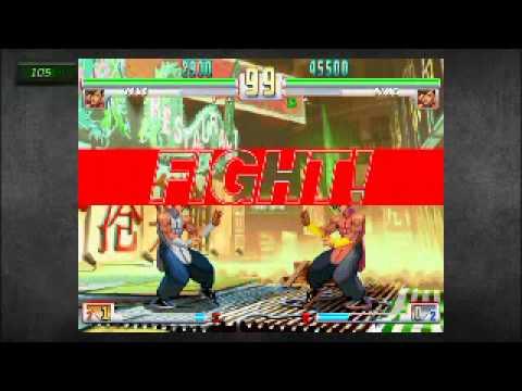 SFIII: OE Yang(Azaraseal) vs Yang(Me/Kadziet-Yagami)