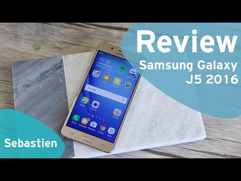 Samsung Galaxy J5 2016 review (Dutch)