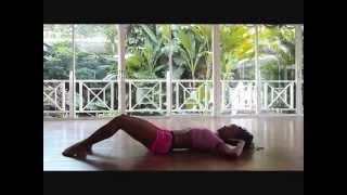 Jamaican Bikini-body Dancetv: Effective Ways 2 Flatten Your Stomach Video #1