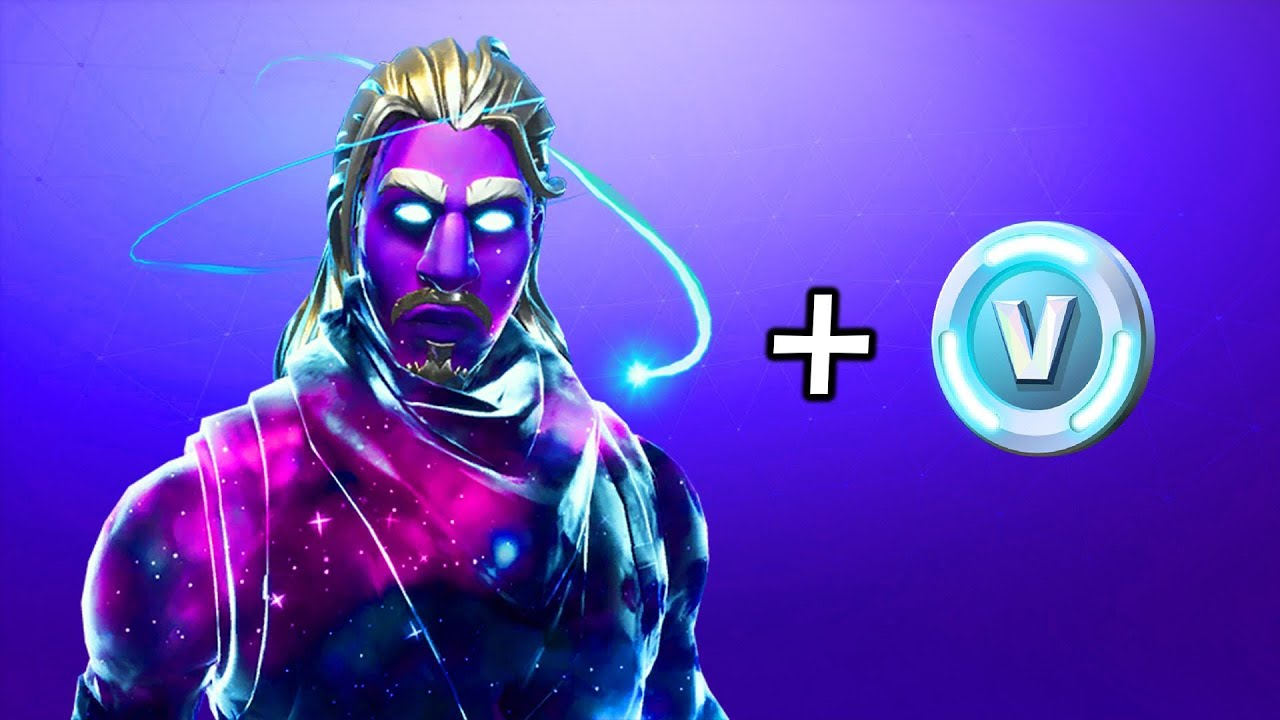 Fortnite new galaxy skin starter pack unlock new galaxy skin free fortnite battle royale youtube - Fortnite galaxy skin free ...