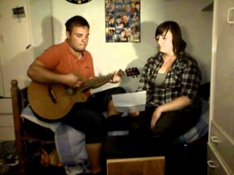 Tim and Estelle - Sixpence none the richer - kiss ...