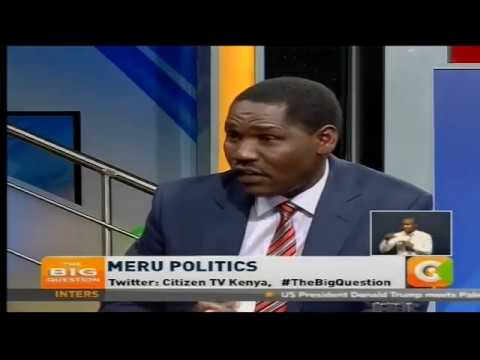 The Big Question: Is Meru a swing vote county?