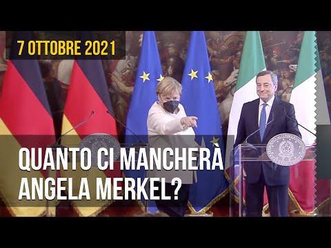 Quanto ci mancherà Angela Merkel?