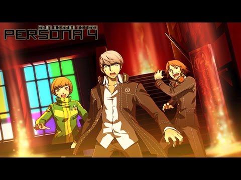 ADACHI'S DUNGEON & MAXING CHIE/YOSUKE | Persona 4 [48]