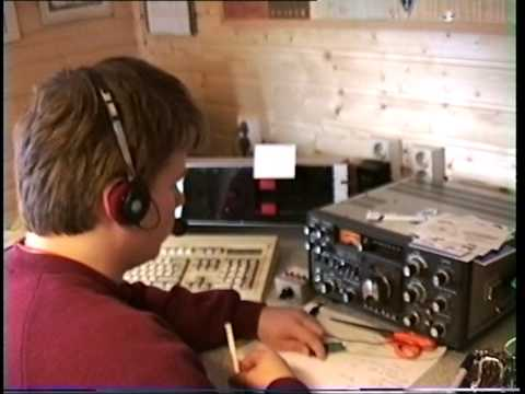 Amateur radio OH3KCB ( OH3RM OH0RM ) SSB QSO
