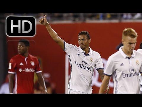 Bayern Munich 0   Real Madrid 1 (PARTIDO AMISTOSO PRETEMPORADA 2016) AUDI CUP 2016