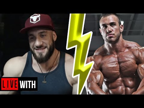 ANTOINE VAILLANT: DRUG ADDICTION TO COMEBACK! Live With