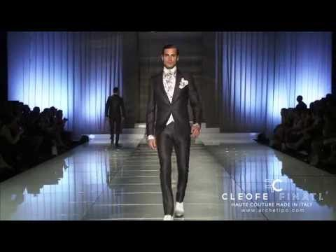 Fashion Show Collections 2015 | Menswear & Wedding suit | Cleofe Finati by Archetipo