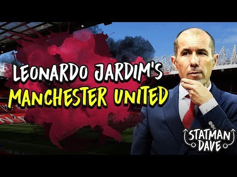 How Would Jardim Set Up Manchester United | Starting XI, Formation & Transfers