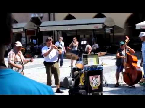 Jazz is hot in Old Town