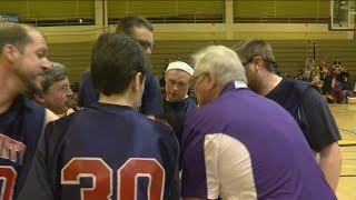 Special Olympics holds basketball tournament