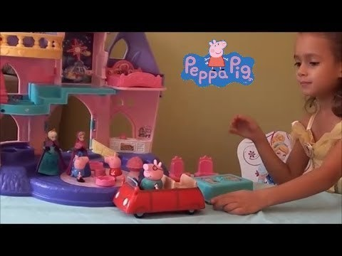 Peppa Pig Story Time Compilation: Family Vacation, Beauty And The Beast,  Peppau0027s Thanksgiving