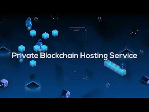ICT_ Private Blockchain Hosting Service by 247mytech
