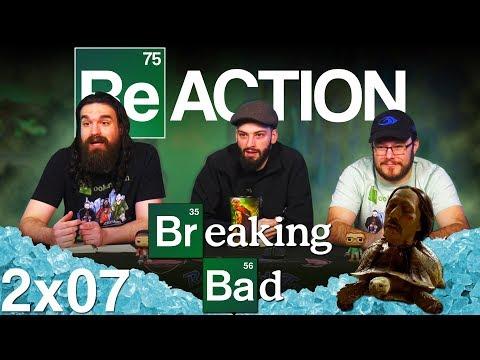 """Breaking Bad 2x7 REACTION!! """"Negro y Azul"""" Mp3"""