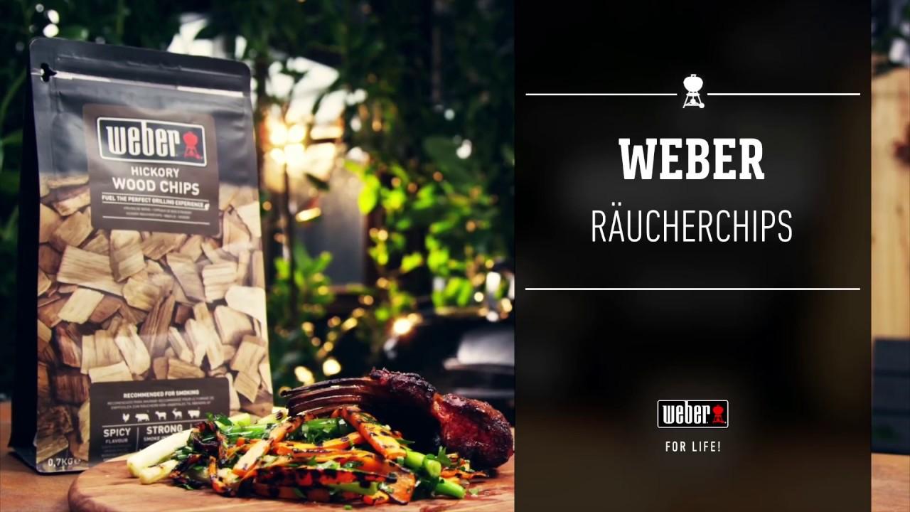 Weber Elektrogrill Räuchern : Weber stephen grill räuchern räucherchips youtube