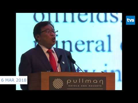 CM's Full Speech During The Launching Of Petros
