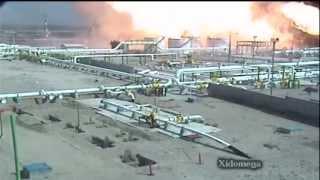 Explosion de Pemex en Reynosa Tamaulipas (2 angulos)