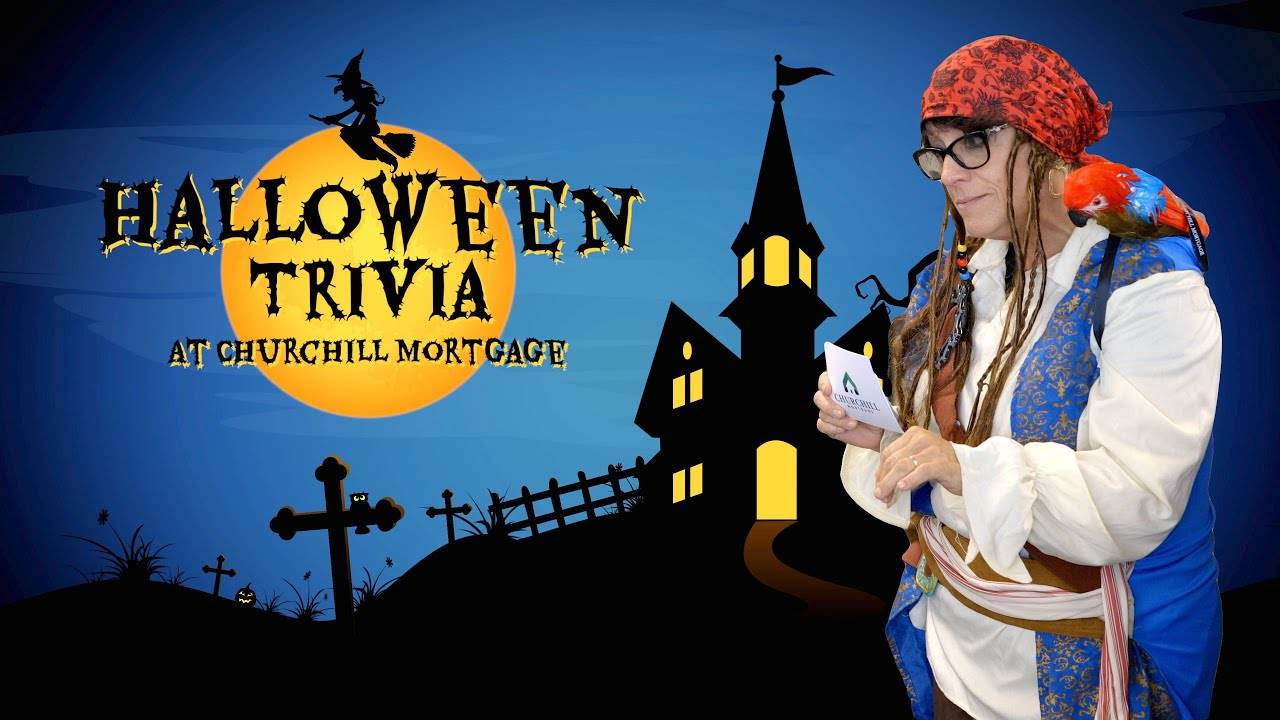 Halloween Trivia 2020 Youtube Halloween Trivia Questions and Answers 2020   Churchill Employees