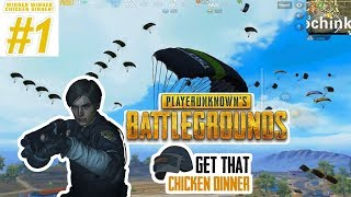 FIRST GAME PLAY SKIN LEON + M416 UMBRELLA CORPS RESIDENT EVIL 2 AUTO CHICKEN DINNER PUBG MOBILE