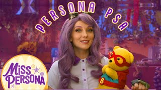 A Message from Miss Persona!   COVID 19 Kids PSA   Teddy Bear Kindergarten is Canceled!