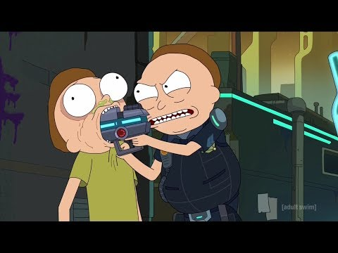 Rick and Morty Season 3 - 'Aw Jeez!'