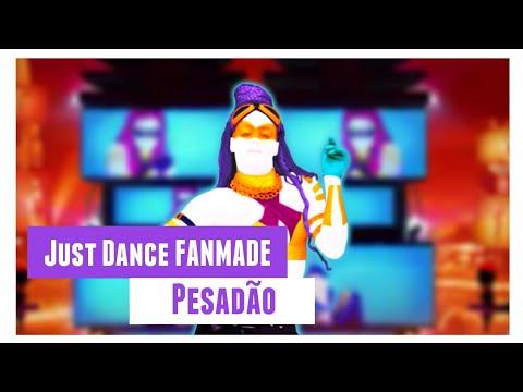 Just Dance Fanmade Swap   Pesadão - IZA ft. Marcelo Falcão (O Rappa)