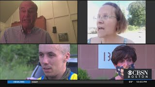 Boston Marathon Bombing Survivors React To Court's Decision to Overturn Dzhokhar Tsarnaev's Death Se