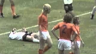 7 de julio de 1974 -- Alemania vs. Holanda Final