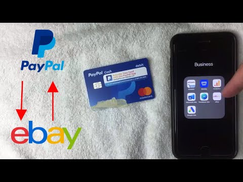 ✅  Can You Add Paypal Cash Debit Mastercard To EBay 🔴