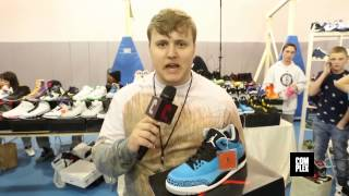 Complex How to: Surviving a Sneaker Expo