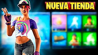FORTNITE'S NEW STORE TODAY JULY 7 NEW SKIN BY BOMBARDERA PLAYERA