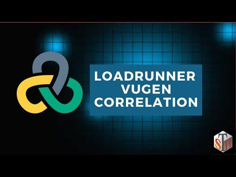 LoadRunner Training Tutorial #7 - Vugen Correlation