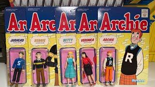 Archie ReAction Figures By Super7