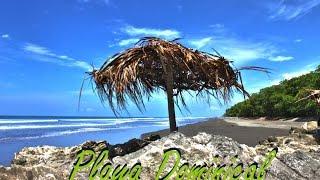 Playa Dominical // Costa Rica // Canon EOS 600D