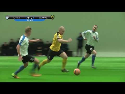 Taliturniir 2018: JK Tallinna Kalev - Pärnu JK Vaprus 1:1 (0:1)