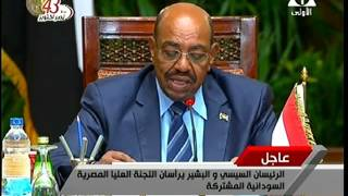 بالفيديو.. الرئيس السوداني: حرب أكتوبر كانت نصرا لنا وللأمة العربية