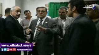 محافظ الفيوم يتفقد سير العمل بالمستشفى العام.. فيديو وصور