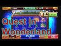 "HOUSE OF FUN Casino Slots Game How To Play ""QUEST IN WONDERLAND"" On Your Cell Phone"