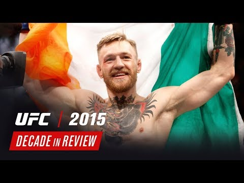 UFC Decade in Review - 2015