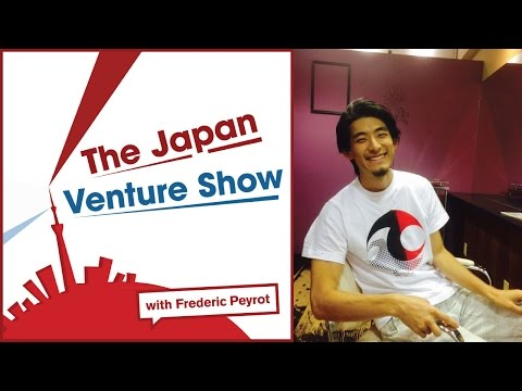 Building an open startup ecosystem in Japan – with Keigo Fukugaki