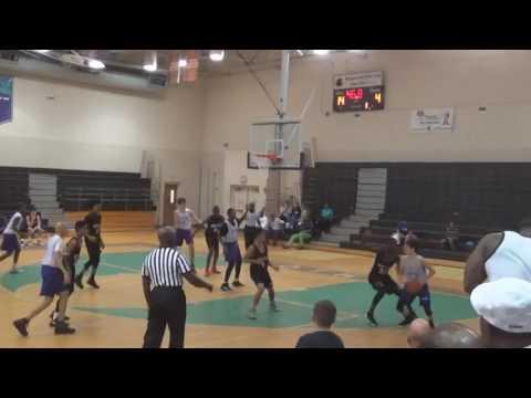 Jackson's Gotha Middle School Basketball Highlight Reel