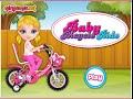 Online Barbie Games - Barbie Bicycle Ride Game