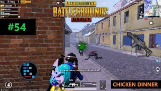 [Hindi] PUBG MOBILE | AMAZING KILLS WITH G36C IN VIKENDI WITH CHICKEN DINNER