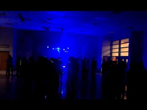 Daleville High School - Wide shot of setup