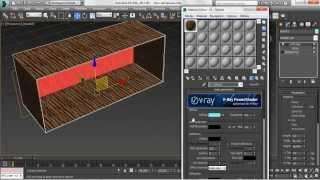 Autodesk 3ds Max 2014.Запись обучения. Урок 11