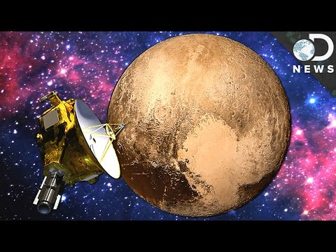 Everything We Learned From The Pluto Fly-By