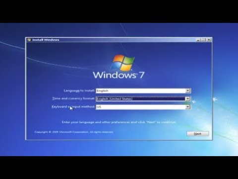 Windows 7 Clean Install Download