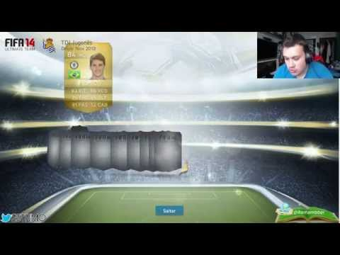 FIFA 14 | me tocan 2 TOTS  !!!!! | Pack Opening 250k