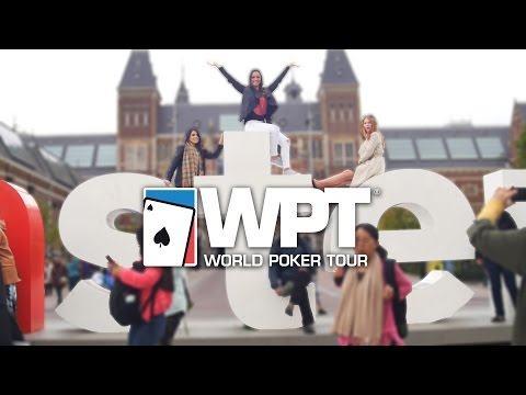 Checking Out Amsterdam with the World Poker Tour