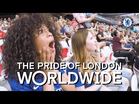 #PrideOfLondonWorldwide   Women's World Cup   Ep 2
